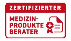 Zertifizierter Medizin-Produkte Berater